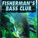 "Playstation 2 ""Fisherman's Bass Club"" Video Game   Used"