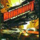 """Playstation 2 """" Burnout Revenge"""" Video Game   Used"""