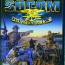 "Playstation 2 ""SOCOM U.S. Navy Seals"" Video Game   Used"