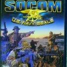 "Playstation 2 ""SOCOM U.S. Navy Seals"" Video Game   Used"