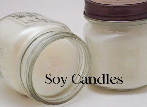 Soy Candles - Vanilla Bliss