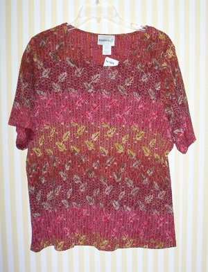 Fashion Bug Plus Size Shirt - Nwt
