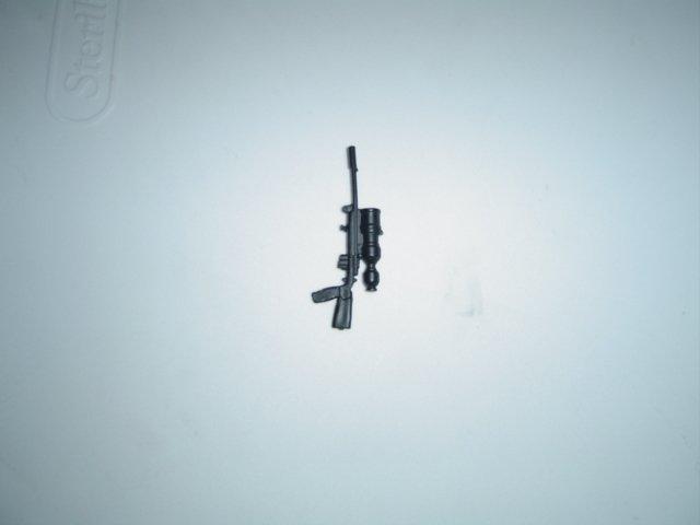 Gi joe lowlight 1986 Rifle