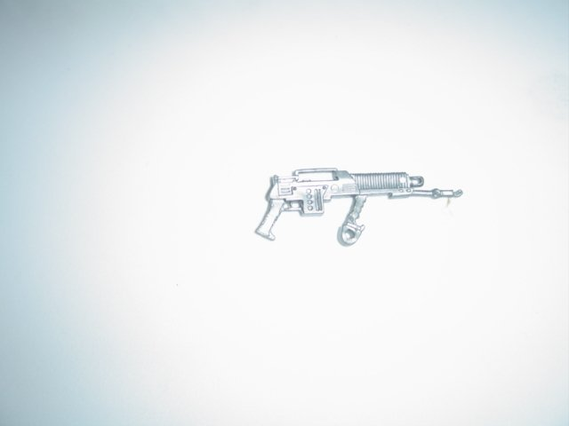 Gi Joe Cobra 1988 Charbroil Gun