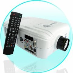 Home Theatre Media Projector