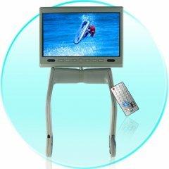 Car Armrest DVD Player - 8.5 Inch TFT Swivel Screen