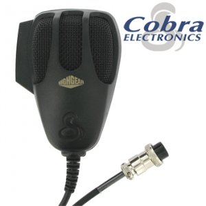 COBRA® 4-PIN CB MICROPHONE