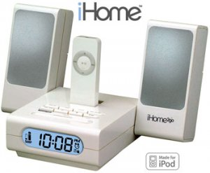 iHOME2GO® PORTABLE SPEAKER SYSTEM