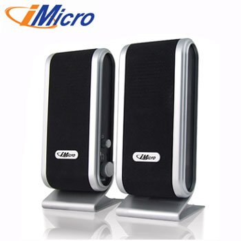 iMICRO� USB POWERED SPEAKERS