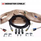 MONSTER CABLE® ALL-IN-ONE HOME THEATRE CONNECTION KIT WITH S-VIDEO