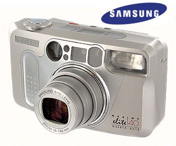 SAMSUNG® 35mm ZOOM CAMERA
