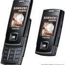 SAMSUNG SGH-E900 BLACK TRIBAND UNLOCKED GSM CELL PHONE 1G TF