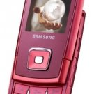 SAMSUNG SGH-E900 RED TRIBAND UNLOCKED GSM CELL PHONE 1G TF