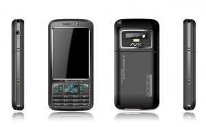 A328 Quad Band Dual SIM Card Dual Standby  TV Mobile Phone 1GB TF