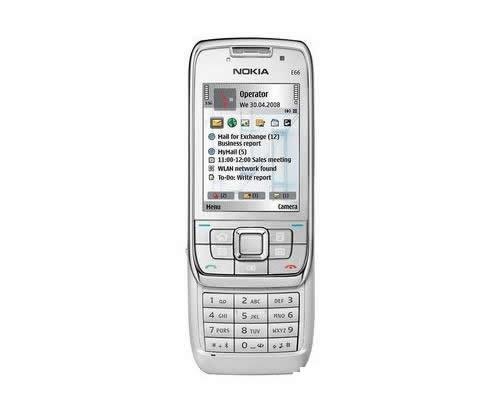 Clearance Sale E66 Style  Dual sim dual standby Quadband Cell Phone Plus 1GB. Nokia E66 Style