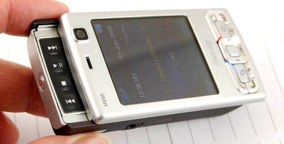 New Mini N95 Dual sim card dual standby Quad band Camera Bluetooth FM