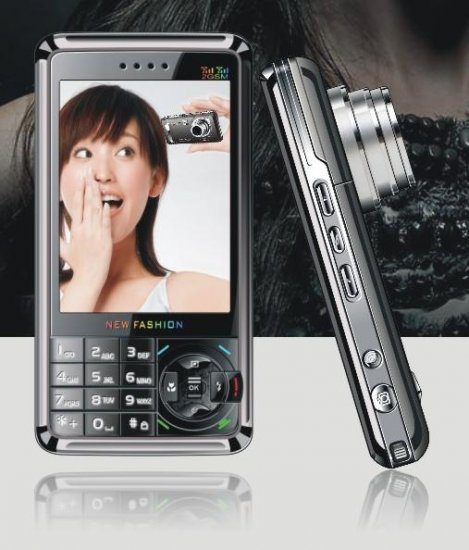 Xin tai T1000i Dual SIM Card Phone With TV & Bluetooth zoomer lens