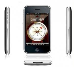 3.2'' WIFI Java cellphone touch unlocked 2 SIM W009+