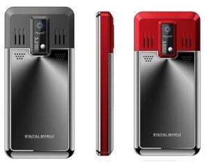 Quad Band DUAL SIM FM Touch Screen Unlocked Cell Phone XKSSTEL X21
