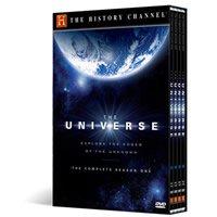 The Universe Season 1 DVD Set