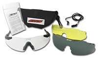 ESS Ice Naro 3 Lens Safety Ballistics Sunglass