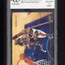 2002-03 Stadium Club Basketball #62 Allan Houston - New York Knicks Graded BCCG 9
