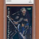 2001-02 Parkhurst Hockey #60 Olaf Kolzig - Washington Capitals Graded BCCG 10