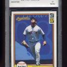 2002 Donruss Originals Sample Baseball #56 Trot Nixon - Boston Red Sox Graded BCCG 10