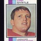 1973 Topps Football #269 Chip Myrtle - Denver Broncos ExMt