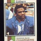 1973 Topps Football #431 Mike Garrett - San Diego Chargers