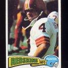 1975 Topps Football #506 Mike Bragg - Washington Redskins ExMt