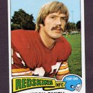 1975 Topps Football #277 Jerry Smith - Washington Redskins