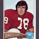 1975 Topps Football #263 Ron Yankowski - St. Louis Cardinals