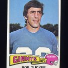 1975 Topps Football #255 Bob Tucker - New York Giants