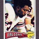 1975 Topps Football #161 Ray Brown - Atlanta Falcons NM-M