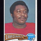 1975 Topps Football #127 Roger Finnie - St. Louis Cardinals NM-M