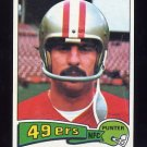 1975 Topps Football #110 Tom Wittum - San Francisco 49ers NM-M