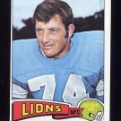 1975 Topps Football #42 Larry Hand - Detroit Lions ExMt