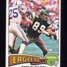 1975 Topps Football #28 Steve Zabel - Philadelphia Eagles