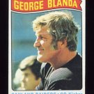 1975 Topps Football #7 George Blanda HL - Oakland Raiders P