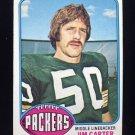 1976 Topps Football #141 Jim Carter - Green Bay Packers
