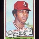 1976 Topps Traded Baseball #434T Morris Nettles - Chicago White Sox