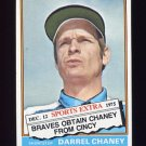 1976 Topps Traded Baseball #259T Darrel Chaney - Cincinnati Reds