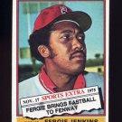 1976 Topps Traded Baseball #250T Fergie Jenkins - Boston Red Sox