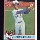 1976 Topps Baseball #544 Pepe Frias - Montreal Expos