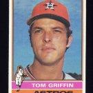 1976 Topps Baseball #454 Tom Griffin - Houston Astros