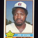 1976 Topps Baseball #395 Jim Wynn - Atlanta Braves