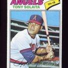 1977 Topps Baseball #482 Tony Solaita - California Angels