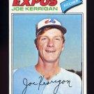 1977 Topps Baseball #341 Joe Kerrigan RC - Montreal Expos