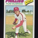 1977 Topps Baseball #164 Tug McGraw - Philadelphia Phillies